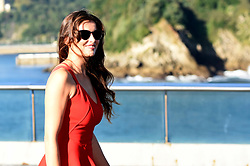 September 22, 2018 - San Sebastian, Baskenland, Spanien - Laetitia Casta beim Photocall zu 'A Faithful Man' auf dem 66. Internationalen Filmfestival San Sebastian / Festival Internacional de Cine de San Sebastián auf der Kursaal Terasse. San Sebastian, 22.09.2018 (Credit Image: © Future-Image via ZUMA Press)