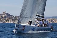 FRANCE, Marseille, 10th June 2009, AUDI MedCup, Marseille Trophy, Race 2, Bribon.