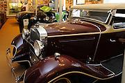 Röhr 8 Typ RA von 1931 (gebaut in Ober-Ramstadt) im Museum Ober-Ramstadt, Hessen, Deutschland