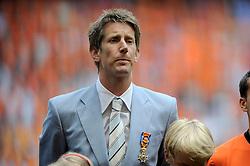 05-06-2010 VOETBAL: NEDERLAND - HONGARIJE: AMSTERDAM<br /> Nederland wint met 6-1 van Hongarije / Edwin van der Sar<br /> ©2010-WWW.FOTOHOOGENDOORN.NL