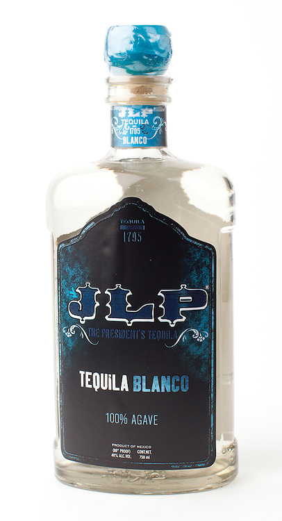 JLP Tequila blanco -- Image originally appeared in the Tequila Matchmaker: http://tequilamatchmaker.com
