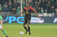 Moustapha Diallo (guingamp)<br /> <br /> FOOTBALL : Saint Etienne vs Guingamp - Ligue 1 - 11/12/2016<br /> <br /> Norway only