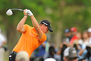 Peter Hanson during the World Golf Championship Cadillac Championship on the TPC Blue Monster Course at Doral Golf Resort And Spa on March 11, 2012 in Doral, Fla. ..©2012 Scott A. Miller..