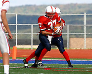 Football 2011 Southwestern JV vs Salamanca