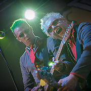 The Toy Dolls in Concert. Sala Hangar (Burgos)