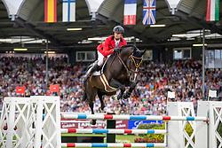 Guery Jerome, BEL, Quel Homme de Hus<br /> CHIO Aachen 2019<br /> Weltfest des Pferdesports<br /> © Hippo Foto - Stefan Lafrentz<br /> Guery Jerome, BEL, Quel Homme de Hus