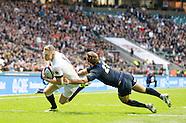 England v Argentina 091113