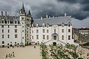 It is the Mecca of Breton history. Built in the capital of the Duchy of Brittany, this castle was designed as a place of residence by François II, the last duke of independent Brittany, and then fitted and embellished by Anne of Brittany, who was married to Louis XII.   The castle was closed for many years and under renovation, the work was completed in 2007. The castle is now a museum dedicated to the history of Nantes and has regained its central role in the heart of Nantes.