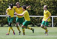U19 Football Final,  Napier, New Zealand.  Thursday, 22 October 2012. Photo by John Cowpland / alphapix
