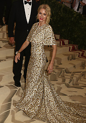 May 7, 2018 - New York City, New York, U.S. - Actress NAOMI WATTS attends the Costume Institute Benefit celebrating the opening of Heavenly Bodies: Fashion and the Catholic Imagination exhibit held at at The Metropolitan Museum of Art. (Credit Image: © Nancy Kaszerman via ZUMA Wire)