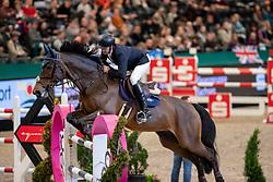 VAN ASTEN Leopold (NED), VDL Groep Elexia<br /> Leipzig - Partner Pferd 2019<br /> IDEE Kaffe Preis<br /> CSI5*<br /> 18. Januar 2019<br /> © www.sportfotos-lafrentz.de/Stefan Lafrentz
