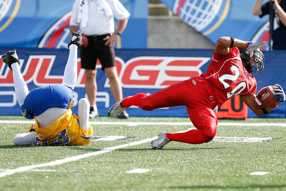 u19 world championships..Canada v Sweden