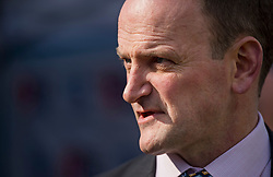 © Licensed to London News Pictures. 16/03/2016. London, UK. UKIP MP DOUGLAS CARSWELL In Westminster on the day that George Osborne delivered his budget to parliament. Photo credit: Ben Cawthra/LNP