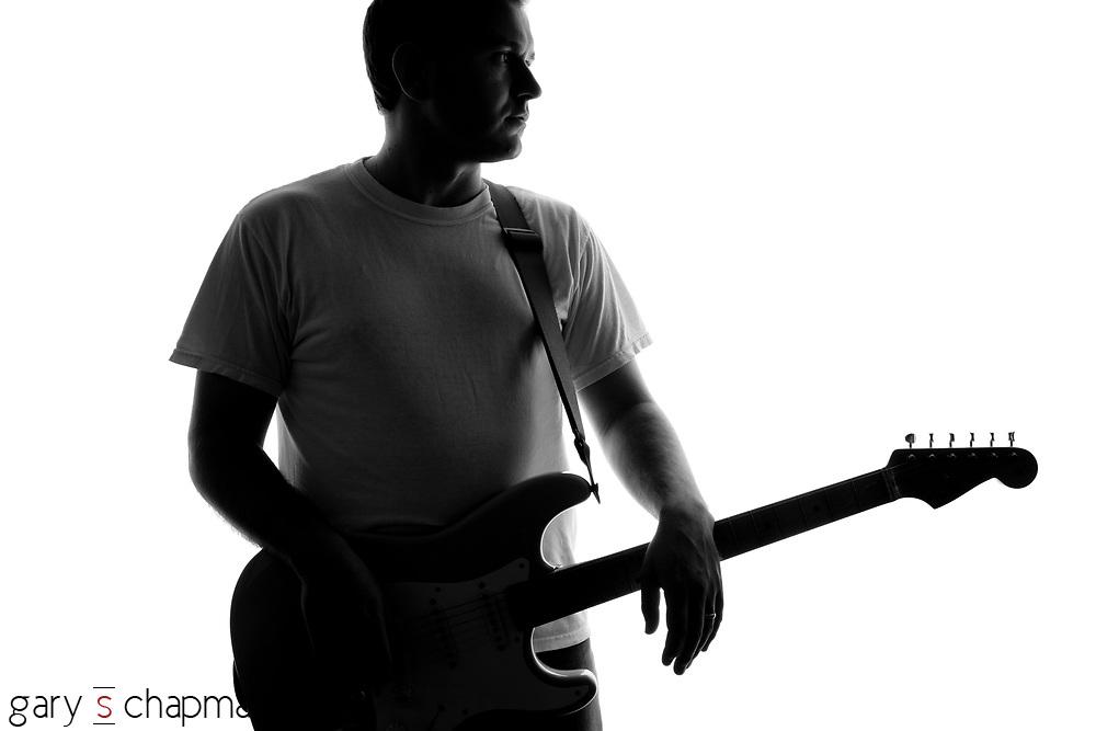 Matt is Aura's husband. Guess what instrument Matt likes to play?
