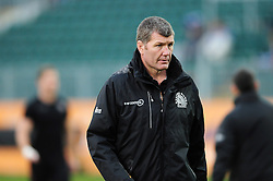 Exeter Chiefs Head Coach Rob Baxter - Mandatory byline: Patrick Khachfe/JMP - 07966 386802 - 31/12/2016 - RUGBY UNION - The Recreation Ground - Bath, England - Bath Rugby v Exeter Chiefs - Aviva Premiership.