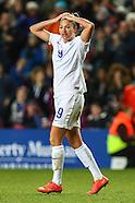 England Women v USA 130215