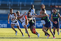 Monday 29 February 2016<br /> <br /> Northern Blues vs Recruit<br /> <br /> Photo Credit: Tim Murdoch/Tim Murdoch Photography