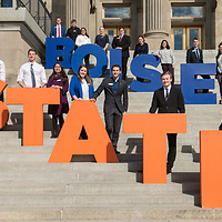 2018 Boise State Day at the Capitol