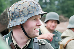 Hull Veterans Weekend Dan<br /> <br /> 25-26 July 2015<br />  Image &copy; Paul David Drabble <br />  www.pauldaviddrabble.co.uk