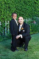 26 April 2013: Michael & Rashanda Siska wedding at the Garden Room in Garden Grove, CA.