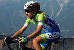 ZIGART Urska of Slovenia during the Women's Elite Road Race a 156.2km race from Kufstein to Innsbruck 582m at the 91st UCI Road World Championships 2018 / RR / RWC / on September 29, 2018 in Innsbruck, Austria. Photo by Vid Ponikvar / Sportida