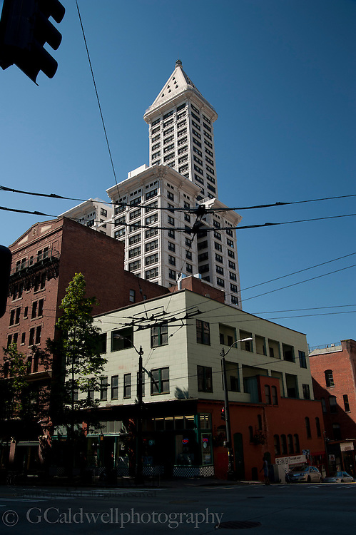 Images of downtown Seattle were shot for SAF by Greg Caldwell.