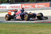 Gamma Racing Day 2015 on the TT Assen.<br /> <br /> On the photo:  Max Verstappen