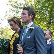 NLD/Den Haag/20190822 - Uitvaart Prinses Christina, Prins Maurits en Prinses Marilene