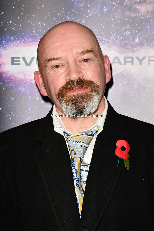 Derek Carey Vernon arrivers at Eleven Film Premiere at Picture House Central, Piccadilly Circus on 10 November 2018, London, Uk.