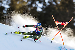 23.01.2020, Streif, Kitzbühel, AUT, FIS Weltcup Ski Alpin, Abfahrt, Herren, 2. Training, im Bild Sam Morse (USA) // Sam Morse of the USA in action during his 2nd training run for the men's Downhill of FIS Ski Alpine World Cup at the Streif in Kitzbühel, Austria on 2020/01/23. EXPA Pictures © 2020, PhotoCredit: EXPA/ Johann Groder