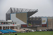 A general view outside Turf Moor prior to the Premier League match between Burnley and West Ham United at Turf Moor, Burnley, England on 30 December 2018.