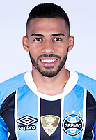 Brazilian Football League Serie A / <br /> ( Gremio Foot-Ball Porto Alegrense ) - <br /> Kaio Silva Mendes