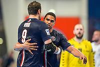 Daniel Narcisse / Igor Vori - 14.05.2015 - PSG / Dunkerque - 23eme journee de D1<br /> Photo : Andre Ferreira / Icon Sport