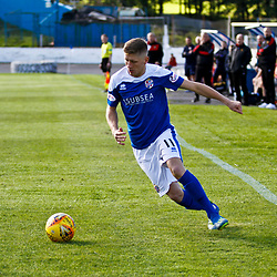 Cowdenbeath v Albion Rovers, Scottish League Two, 22 September 2018