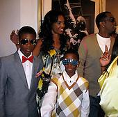 Kim Porter Diddy 06/26/2009