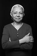 BOSTON, MA.Senior Whole Health member, Silvilia Paulino.