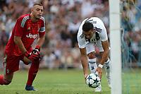 Cristiano Ronaldo <br /> Villar Perosa 12-08-2018 Friendly Match - Amichevole Juventus A Vs Juventus B foto OnePlusNine/Insidefoto