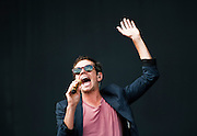 fun. performs during day 4 of the 2013 Austin City Limits festival on Fri., Oct. 11, 2013 at Zilker Park.<br /> Ashley Landis for American-Statesman