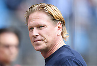 Trainer Markus Gisdol (HSV)<br /> <br /> Hamburg, 19.08.2017, Fussball Bundesliga, Hamburger SV - FC Augsburg 1:0<br /> <br /> Norway only