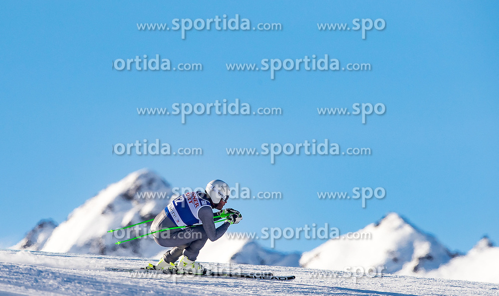 01.12.2016, Val d Isere, FRA, FIS Weltcup Ski Alpin, Val d Isere, Abfahrt, Herren, 2. Training, im Bild Johan Clarey (FRA) // Johan Clarey of France in action during the 2nd practice run of men's Downhill of the Val d Isere FIS Ski Alpine World Cup. Val d Isere, France on 2016/01/12. EXPA Pictures © 2016, PhotoCredit: EXPA/ Johann Groder