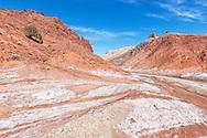 High Atlas Mountains in the Ounila Valley, Morocco.