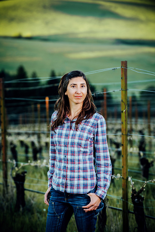 Women Vineyard Managers