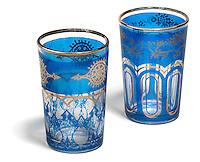 moroccan mint tea glasses