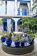 The Alzama Synagogue, Mellah, Marrakesh, Morocco