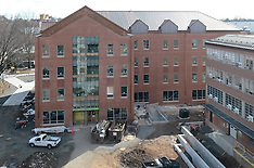 2013 03-04 CCSU New Academic / Office Building Construction Progress Photos | 17th Progress Shoot