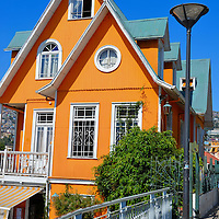 Hotel Brighton in Valparaíso, Chile<br />
