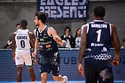 Luca Vitali<br /> Pallacanestro Cantu' - Basket Leonessa Brescia<br /> Basket Serie A LBA 2018/2019<br /> Desio 07 April 2018<br /> Foto Mattia Ozbot / Ciamillo-Castoria