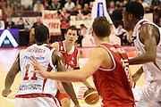 DESCRIZIONE : Pistoia Lega serie A 2013/14  Giorgio Tesi Group Pistoia Pesaro<br /> GIOCATORE : Pecile Andrea <br /> CATEGORIA : passaggio composizione mani<br /> SQUADRA : Pesaro Basket<br /> EVENTO : Campionato Lega Serie A 2013-2014<br /> GARA : Giorgio Tesi Group Pistoia Pesaro Basket<br /> DATA : 24/11/2013<br /> SPORT : Pallacanestro<br /> AUTORE : Agenzia Ciamillo-Castoria/M.Greco<br /> Galleria : Lega Seria A 2013-2014<br /> Fotonotizia : Pistoia  Lega serie A 2013/14 Giorgio  Tesi Group Pistoia Pesaro Basket<br /> Predefinita :