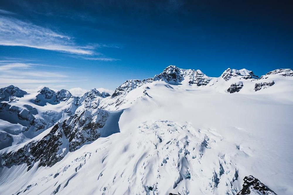 Howson Peak, 9052',, Howson Range, British Columbia.