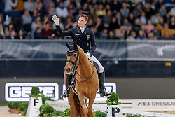Wandres Frederic, GER, Duke of Britain<br /> Stuttgart - German Masters 2019<br /> © Hippo Foto - Stefan Lafrentz